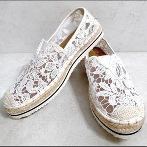 Madden Girl Summer Slip on Shoes.